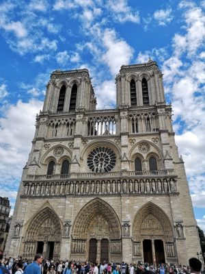 notre dame dons